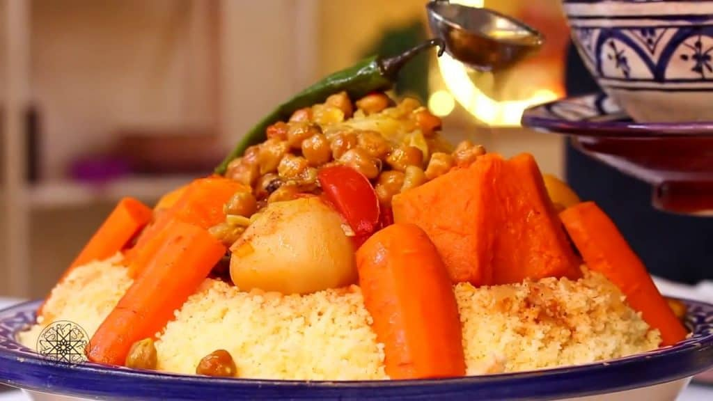 The Famous Couscous Moroccan Food Tour