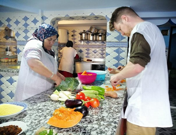 Chefchaouen-Cooking-Class-by-Moroccan-Food-Tour 14