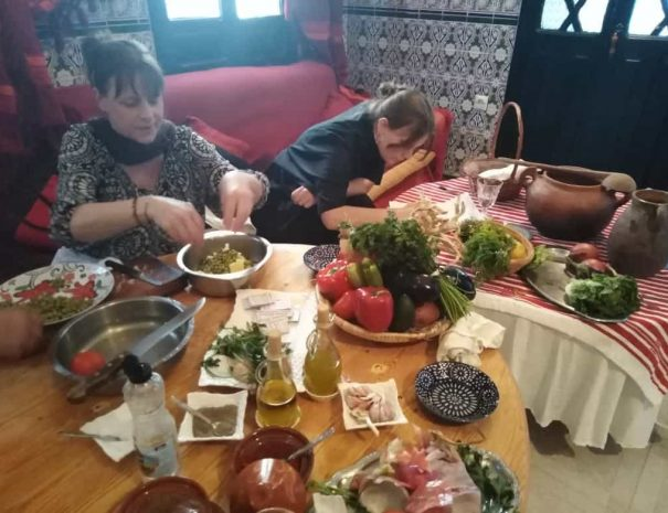 Chefchaouen-Cooking-Class-by-Moroccan-Food-Tour 2