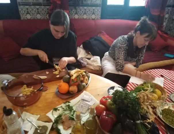 Chefchaouen-Cooking-Class-by-Moroccan-Food-Tour 3