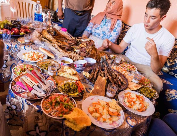 Day Trip From Marrakech - Berber Village Roasted LAmb - by Moroccan Food Tour - 9