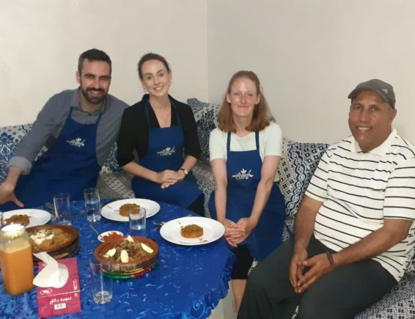 Essaouira Cooking Class by Moroccan Food Tour 1