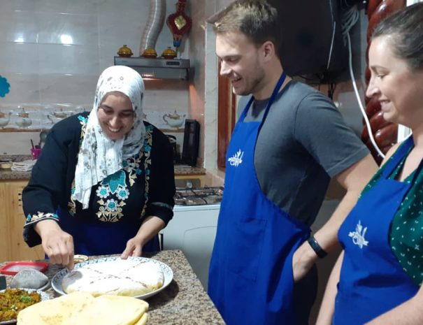 Essaouira Cooking Class by Moroccan Food Tour 5