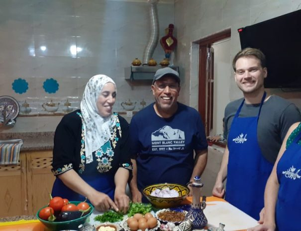Essaouira Cooking Class by Moroccan Food Tour 6