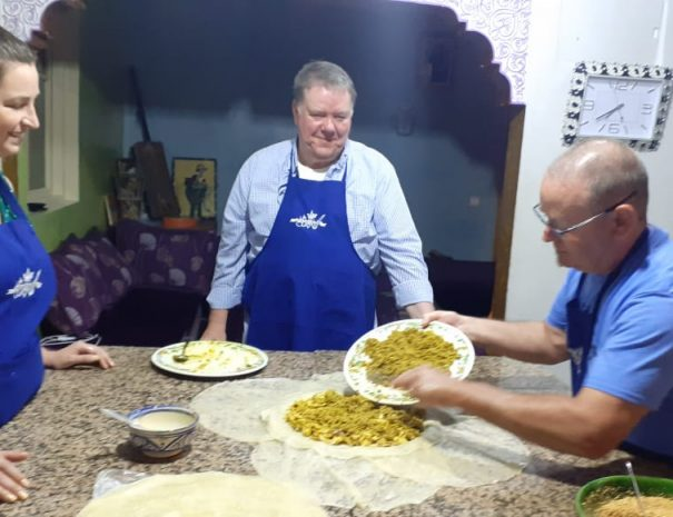 Essaouira Cooking Class by Moroccan Food Tour 9