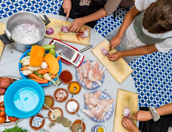Fez Cooking Class by Moroccan Food Tour 6