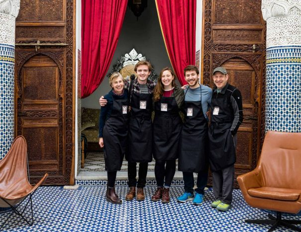 Fez Cooking Class by Moroccan Food Tour 9