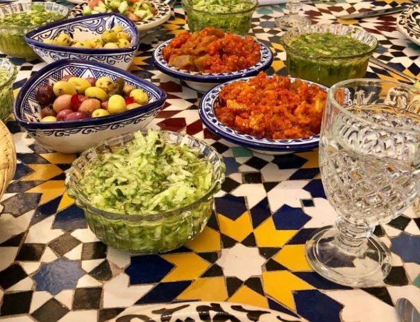 Fez Cooking Class by Moroccan Foof Tour 15