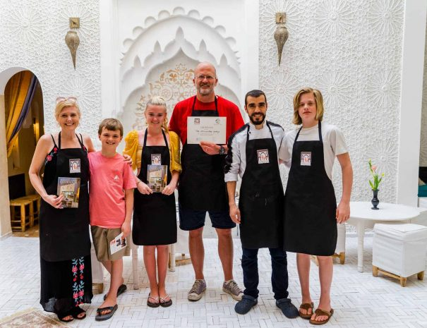 Marrakech Cooking Class By Moroccan Food Tour 14