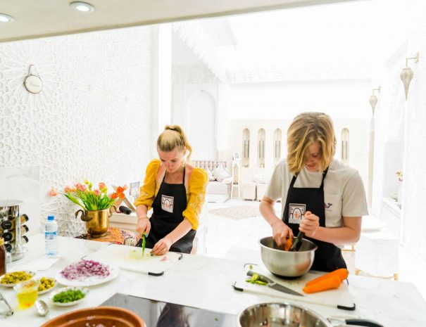 Marrakech Cooking Class By Moroccan Food Tour 3