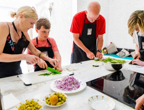 Marrakech Cooking Class By Moroccan Food Tour 8