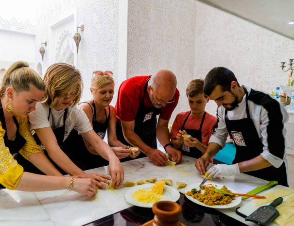 Marrakech Cooking Class By Moroccan Food Tour 9