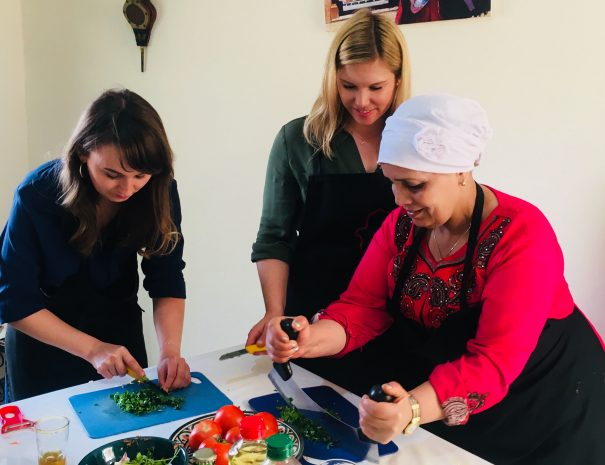 Marrakech Family Cooking Class by Moroccan Food Tour 2