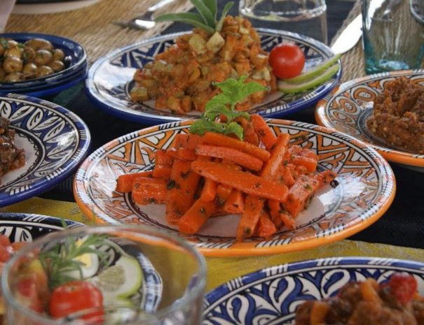 Marrakech Family Cooking Class by Moroccan Food Tour 5