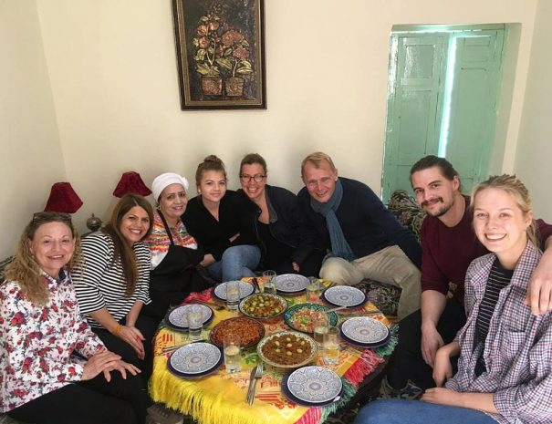 Marrakech Family Cooking Class by Moroccan Food Tour 6