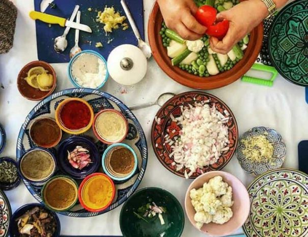 Marrakech Family Cooking Class by Moroccan Food Tour 9