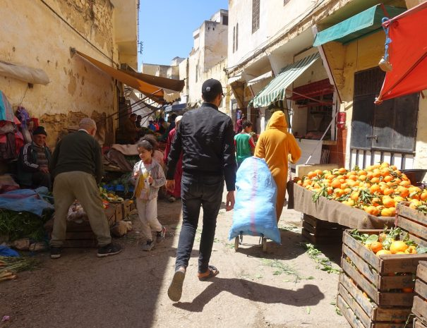 Meknes Cooking Class by Moroccan Food Tour 8