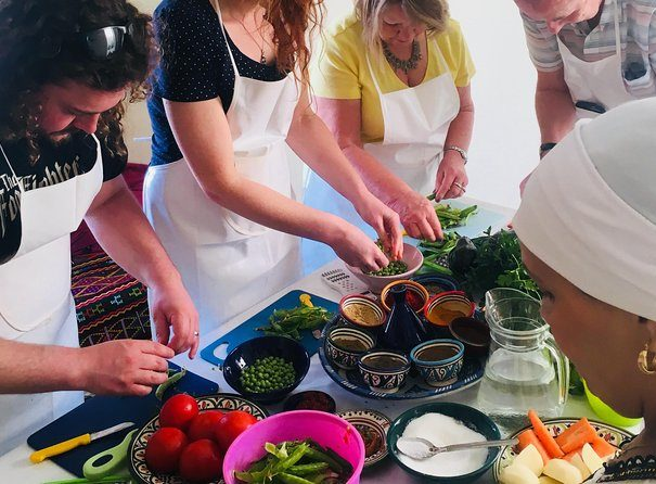 Meknes Family Cooking Class by Moroccan Food Tour 7