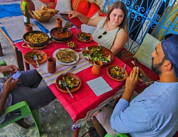 Moroccan Food Tour - Day Trip From Tangier to Chefchaouen 1