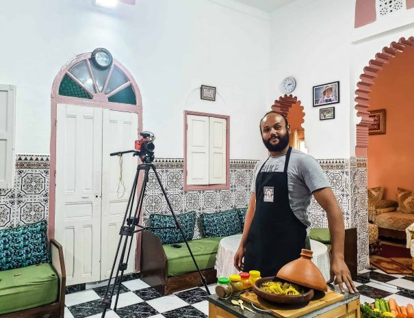Online Cooking Class By Moroccan Food Tour 1