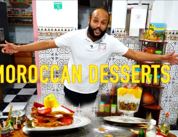 Online Cooking Class By Moroccan Food Tour 14