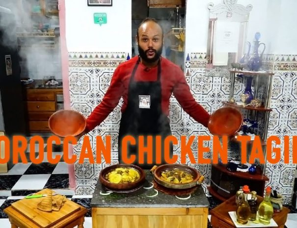 Online Cooking Class By Moroccan Food Tour 16