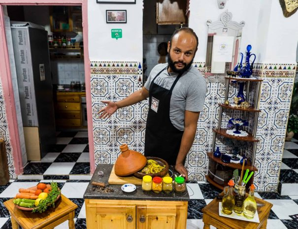 Online Cooking Class By Moroccan Food Tour 2
