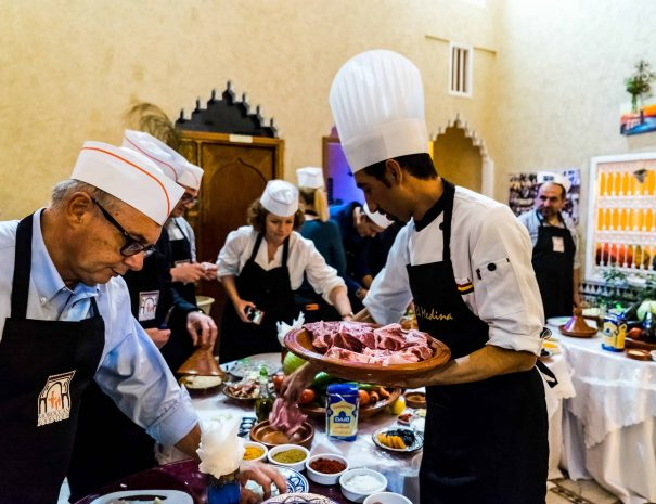 Rabat Cooking Class by Moroccan Foof Tour 1