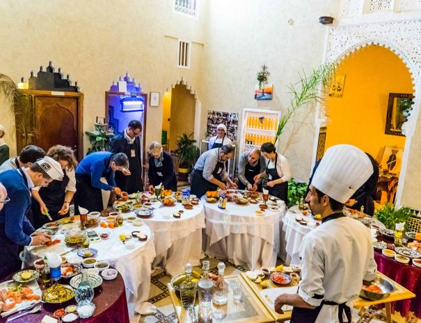 Rabat Cooking Class by Moroccan Foof Tour 11