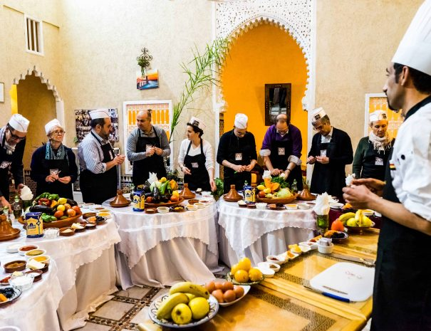 Rabat Cooking Class by Moroccan Foof Tour 14