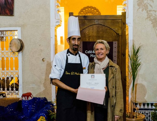 Rabat Cooking Class by Moroccan Foof Tour 16