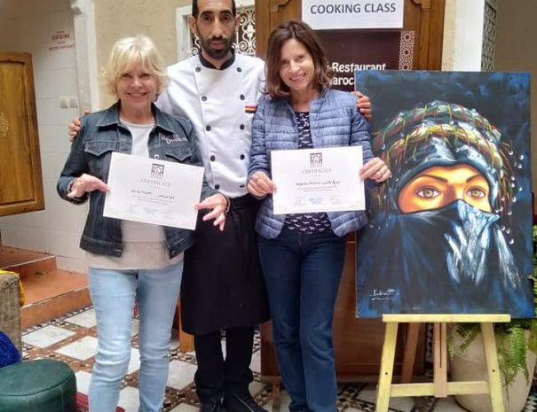 Rabat Cooking Class by Moroccan Foof Tour 17