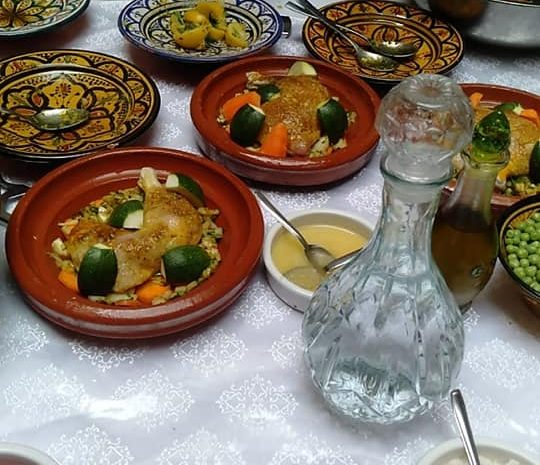 Rabat Cooking Class by Moroccan Foof Tour 18