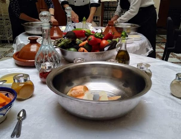 Rabat Cooking Class by Moroccan Foof Tour 19