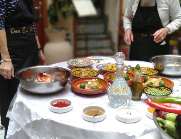 Rabat Cooking Class by Moroccan Foof Tour 20