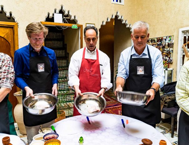 Rabat Cooking Class by Moroccan Foof Tour 3