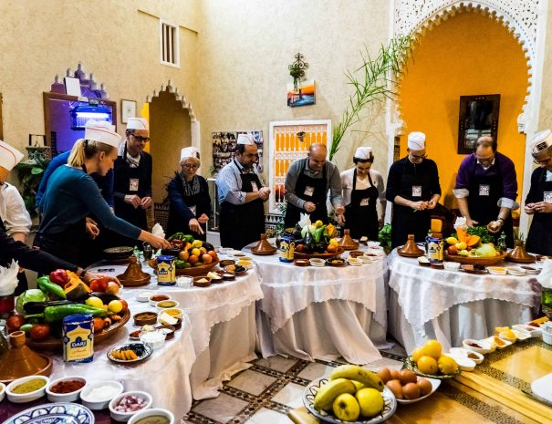 Rabat Cooking Class by Moroccan Foof Tour 4