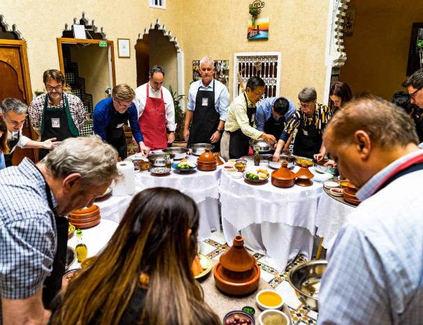 Rabat Cooking Class by Moroccan Foof Tour 9