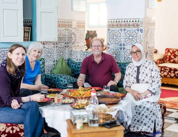Rabat Family Cooking Class by Moroccan Food Tour 1