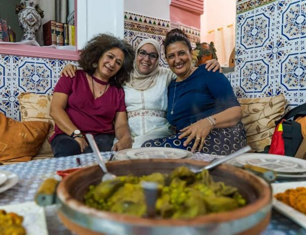Rabat Family Cooking Class by Moroccan Food Tour 11