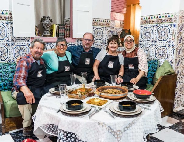 Rabat Family Cooking Class by Moroccan Food Tour 12