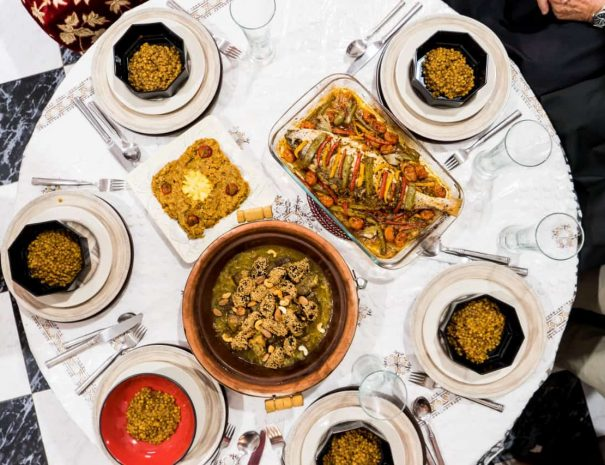 Rabat Family Cooking Class by Moroccan Food Tour 14