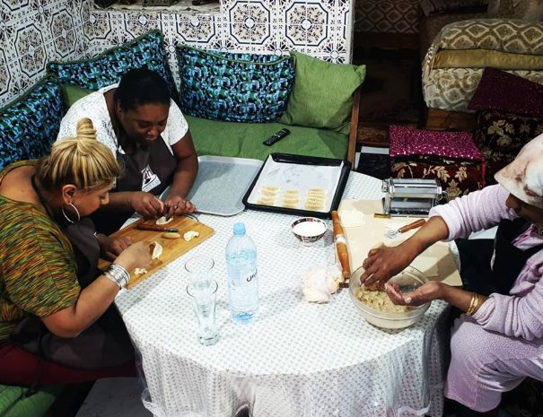 Rabat Family Cooking Class by Moroccan Food Tour 17