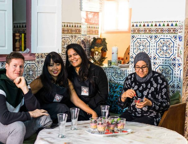 Rabat Family Cooking Class by Moroccan Food Tour 2