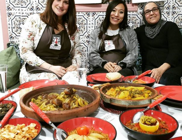 Rabat Family Cooking Class by Moroccan Food Tour 20