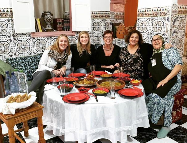 Rabat Family Cooking Class by Moroccan Food Tour 22