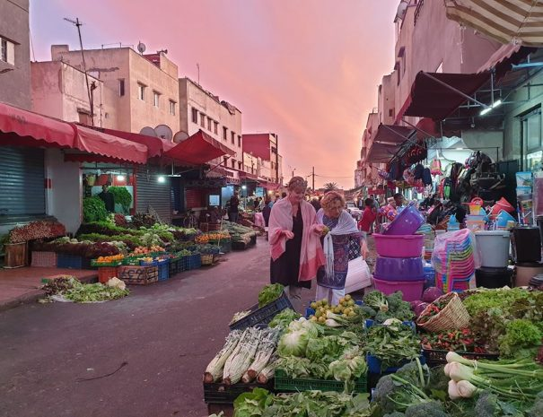Rabat Family Cooking Class by Moroccan Food Tour 23