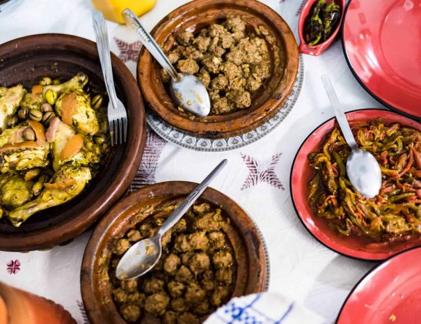 Rabat Family Cooking Class by Moroccan Food Tour 3
