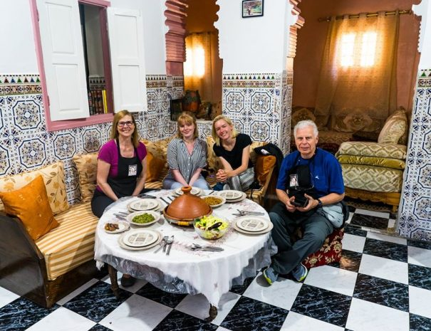 Rabat Family Cooking Class by Moroccan Food Tour 30