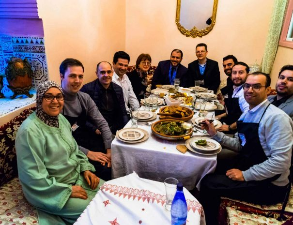 Rabat Family Cooking Class by Moroccan Food Tour 4